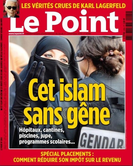 Cet islam sans gene couverture Le Point